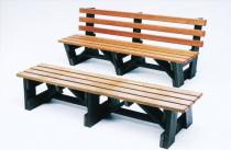 WPC Benches